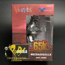 "Godzilla MECHAGODZILLA Vinimate 4"" ACTION FIGURE Diamond Select Toys MINIMATES!"