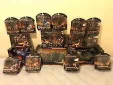 McFarlane Toys Halo Reach Action Figure Collection NEW in Box