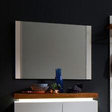 Spiegel 90 X 68 Cm WEISS matt Woody 41-02662