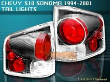 94-04 CHEVY S10 SONOMA TAIL LIGHTS CF 3D 01 00 99 98 97