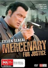 Steven Seagal Blu-ray MA Rated DVD Movies