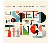 Dale Earnhardt Jr. Jr. - Speed of Things (2013) MINT CD QUALITY CHECKED & FAST