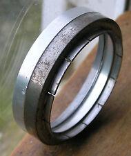 series 7 47mm push fit slip on steel adapter ring & Aluminium retainer over 45mm