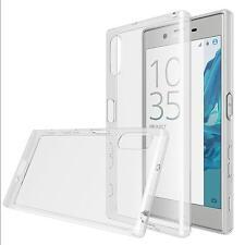 Sony xperia xz cover case protective silicone case gel tpu thin xperia xz