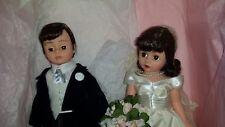 Madame Alexander Jackie and John Dolls Ltd Edition