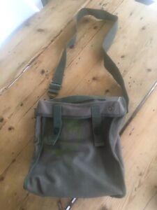 FIRETRAP Khaki Green Cross Body Satchel / Messenger Bag Vintage SAMPLE