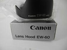 Canon EW-60  Lens Hood Shade EW60 BOXED