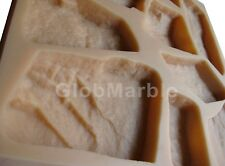 Concrete Mold Cement Form Ledgestone Mold LS 2001/4 Concrete Stone Mould