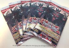 5 x YuGiOh Hidden Arsenal 5 Steelswarm Invasion Booster Packs (5 Cards/pack)