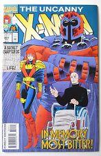 The Uncanny X-Men #309 (Feb 1994, Marvel) (C4465) Life of Xavier Secret Chapter