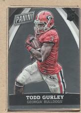 Todd Gurley 85 2015 Panini National Convention VIP Party Georgia Bulldogs