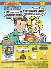 """X0880 Film in videocassetta """"Gli Scudi"""" - Pubblicità 1995 - Vintage advertising"""