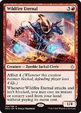 Wildfire Eternal 2x Hour of Devastation MTG Magic The Gathering 2x