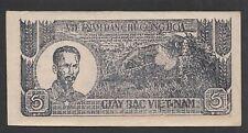 A782 Vietnam 5 dong 1948 aUNC
