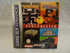 Namco Museum - GBA  Game - * New, Sealed (Shrink-Wrapped) * - UK Pal