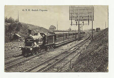 Yorkshire Printed Collectable Rail Transportation Postcards