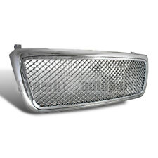 2004-2008 Ford F150 ABS Hood Grill Honeycomb Grille Chrome