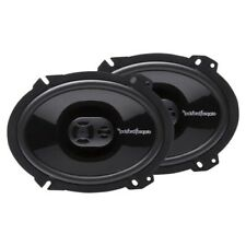 "Rockford Fosgate P1683 6x8"" 3-Way Car Speakers [AUST WARR]"