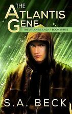 The Atlantis Gene by S. a Beck (2016, Paperback)