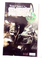 49841 Instruction Booklet - Ghost Recon - Sony PS2 Playstation 2 (2002) SLES 511