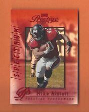 2000 PLAYOFF PRESTIGE SPECTRUM RED MIKE ALSTOTT #d 090/100 TAMPA BAY BUCCANEERS