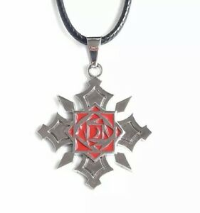 """Vampire Knight Anime Necklace Pendant Cosplay 1"""" US Seller"""