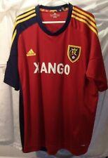 Real Salt Lake Adidas Xango MLS Soccer Jersey Mens Size 2XL