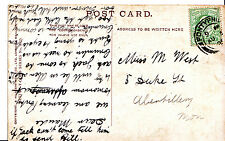 Genealogy Postcard - Family History - West - Abertillery - Monmouth   A1469