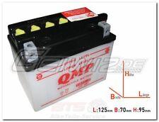 Motorradbatterie YB4L-B-Rex QM50 QT6A-RS450 50  NEU