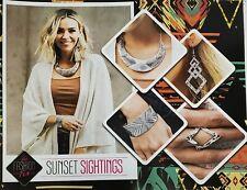 Paparazzi Fashion Fix 4 Piece Set Jewelry Sunset Sightings