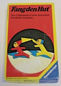 Fang den Hut, Ravensburger 1974