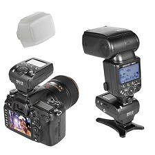 Meike MK-910 Flash Speedlite + MK-GT600 TTL HSS Trigger + Receiver for Nikon