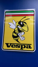 VESPA Sticker Decal Emblem FIGHTING BEE Primavera GTS Sprint PX PK Cosa LX ET4