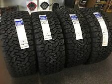 4 New 35x12.50R20 BF Goodrich All Terrain T/A KO2 121R BW Tires New