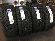 4 New 35x12.50R20 BF Goodrich All Terrain T/A KO2 121R BW Tires New Truck Tires