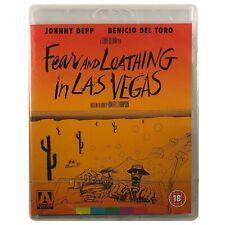 Fear and Loathing in Las Vegas Blu-ray Disc Arrow Video
