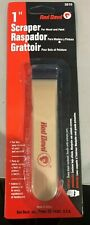 Red Devil 3010 1in. Single Edge Paint/wood Scraper