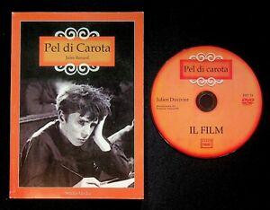 Pel di Carota Libro + Film DVD Originale (1925) LI001004