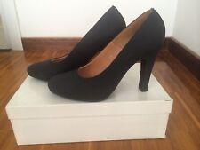 Margiela 36 size black heels Like New