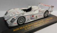 Ixo 1/43 Scale - LMM049 AUDI R10 #5 LE MANS 2003