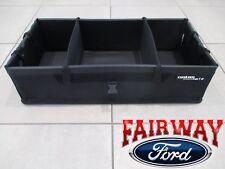 07 thru 18 Explorer OEM Genuine Ford Parts Standard Soft Sided Cargo Organizer