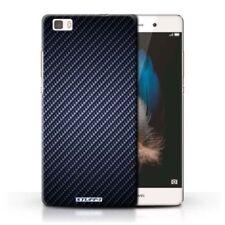 Cover e custodie brillanti blu modello Per Huawei P8 lite per cellulari e palmari