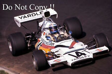 Peter Revson McLaren M19C Italian Grand Prix 1972 Photograph