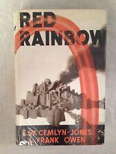 Red Rainbow - Cemlyn-Jones and Frank Owen - 1st 1932 in DW - Communist Dystopia