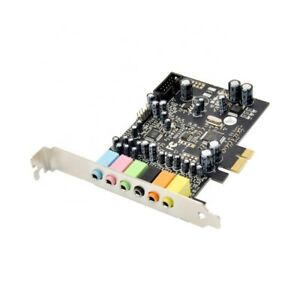 PCIe to 7.1 Channel Stereo Sound card CM8828 Chipset