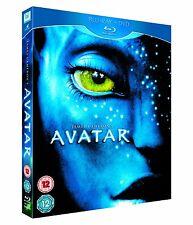 Avatar (2010) NEUF SOUS BLISTER bleu RAY+ DVD+ Etui R2/B GB ENVOI GRATUIT
