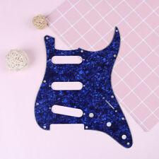 3Ply Guitar pearl pickguard scratch plate for fender strat WL