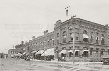1930 Marion Iowa 7th Av downtown photo CHOICE 5x7 or request 8x10 or 8x12 or dig