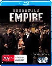 Boardwalk Empire : Season 2 (Blu-ray, 2012, 5-Disc Set)