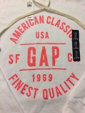 Long Sleeve Gap Woman's Light Hoodie Sweatshirt
